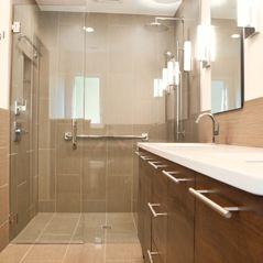 Contemporary Bathroom in Johnson County