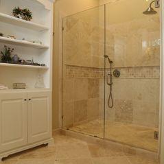 Johnson County Master Bathroom